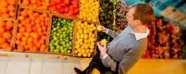 Grocery Spend Comes Under Pressure As Inflation Rises