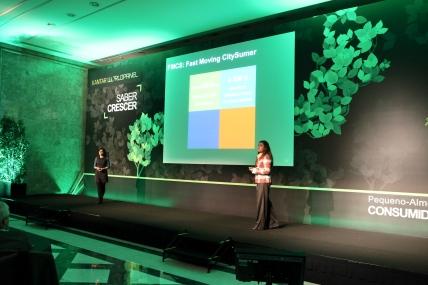 Da esquerda para a direita, Catarina Ramos, Client Executive e Filipa Vale, Client Manager