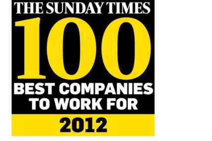 Kantar Worldpanel a Sunday Times 100 Best Companies to Work For