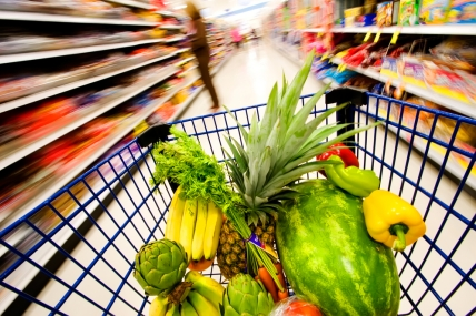 Grocery Market Share UK - Consumers topping up help discounters make inroads