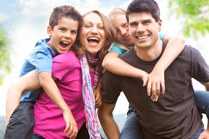 Une cible à la loupe : les familles avec enfants au collège / lycé