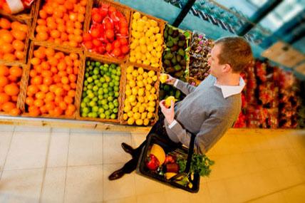 El precio de los alimentos vuelve a subir