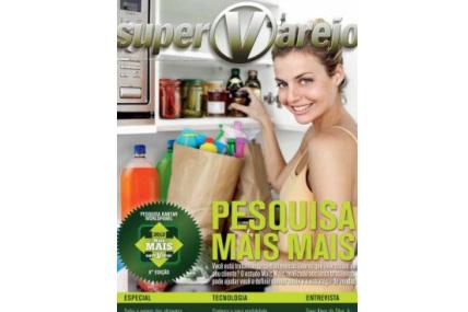 Estudo Mais Mais na Revista Super Varejo de Agosto 2012