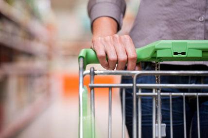 Menos visitas a las tiendas, menos compras por impulso