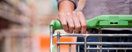 El gran consumo afronta fin de año valores positivos