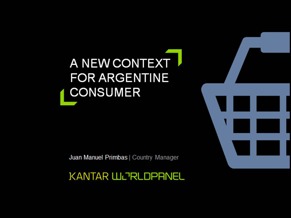 Argentina: Vision Perspectives on Consumption