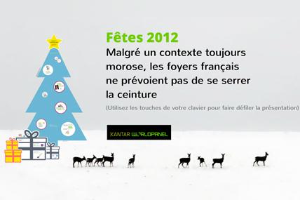 Fêtes : Les français comptent dépenser