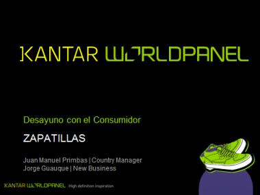 Argentina: Evento Zapatillas Noviembre 2012