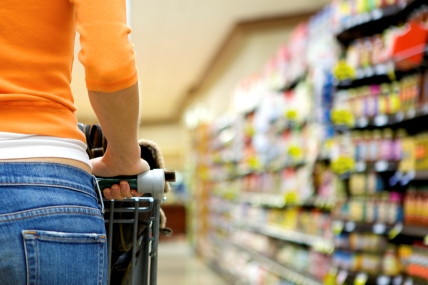 Growth across the grocery market remains subdued at just 0.3%; this is despite an increase in price inflation to 5%.