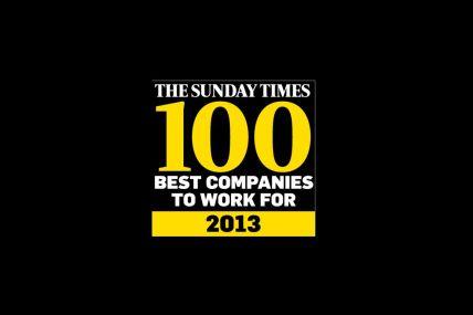 Kantar Worldpanel UK a Sunday Times Best Company!