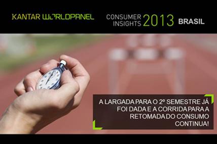 Consumer Insights - 1º semestre 2013