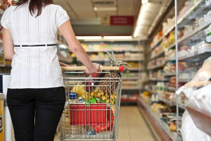 This is the first quarter since Q2 2012 where the FMCG market has not experienced a slower growth rate.