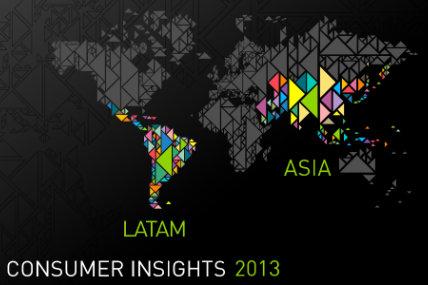 Crecimiento de bebidas en Asia, caída en alimentos en LatAm