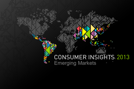 Consumer Insights Emerging Market Q3 2013