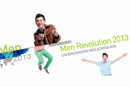 Men Revolution is the largest and deepest study about male grooming habits and purchase pattern in Asia.