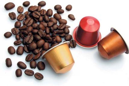 A epopeia das cápsulas de café