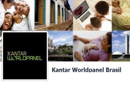 A Kantar Worldpanel Brasil está no Facebook