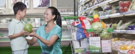 FMCG in China continued slowdown in Q1 2014