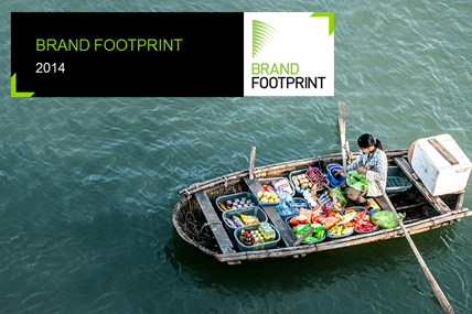 Colgate is the Most Chosen Brand in Asia for the second year in Kantar Worldpanel's Brand Footprint ranking.