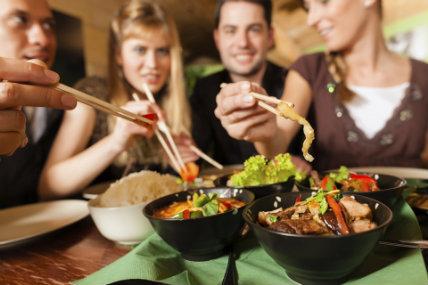 El gasto en alimentos fuera del hogar aumentó 14% en comparación con 2013 y 2012