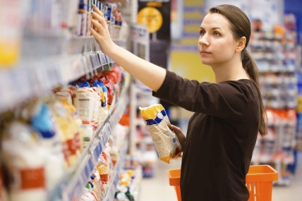 Among the retailers, Lidl and Aldi continue to perform ahead of the market with both retailers posting strong increases in market share.