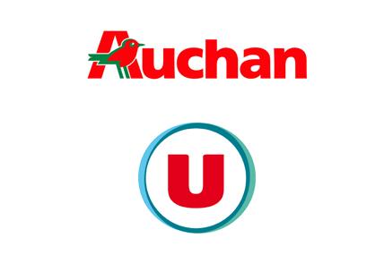 Accord de Partenariat Auchan / Syst�me U