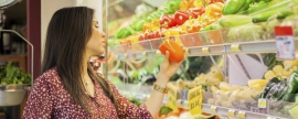 UK's grocery market enters deflation
