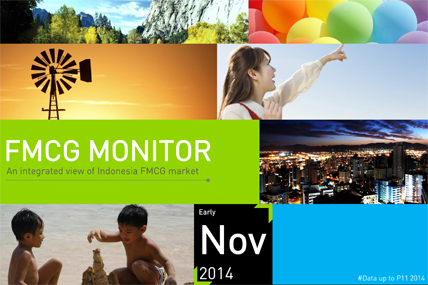 FMCG MONITOR EARLY NOVEMBER 2014