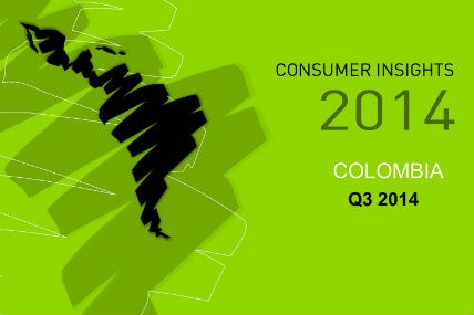 Canasta colombiana mantiene su recuperación en un 4%