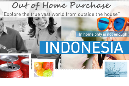 See Holistic Picture from In Home and Out of Home Purchase