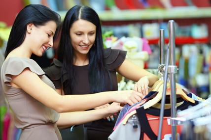 Las cadenas de moda, las más  beneficiadas por la campaña