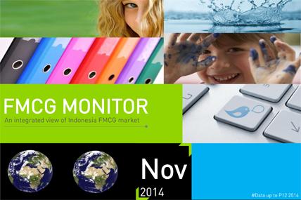FMCG MONITOR NOVEMBER 2014