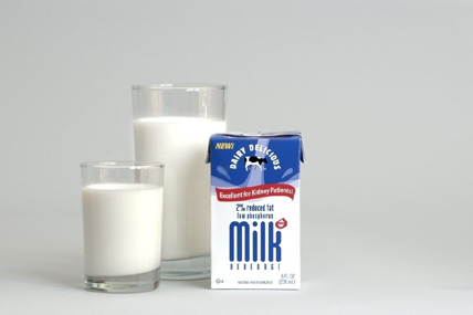 Online channel has played a critical role for import milk