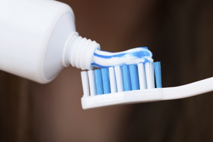 8% growth for toothpaste market driving by trade up.