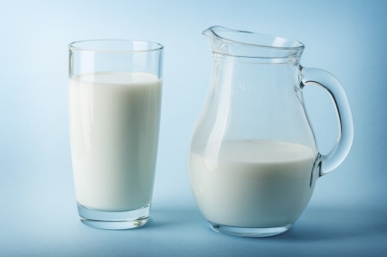 Online channel has played a critical role for import milk.