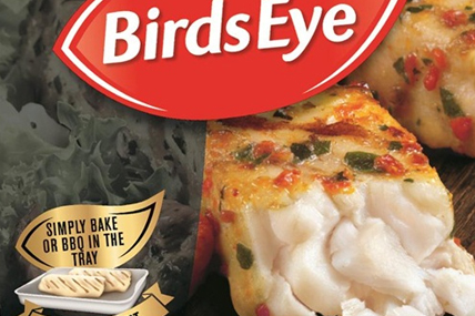 Topping the best-sellers list is Birds Eye's Inspirations, the premium frozen fish and chicken range.
