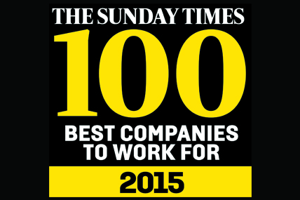 Kantar Worldpanel UK named in Best Companies 2015