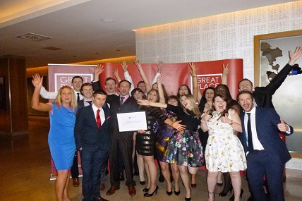 Kantar Worldpanel named no. 2 in Great Place to Work