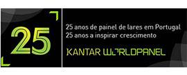 25 anos de Painel de Lares em Portugal