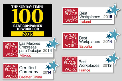 Kantar Worldpanel has been recognised as an outstanding employer in the UK, Ireland and Greater China.