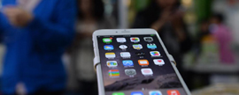 Chinese New Year brings a new record for iOS sales in urban