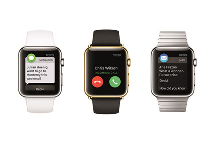 Our Apple Watch Sneak Peek