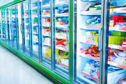A alta da inflação esquenta o mercado de congelados