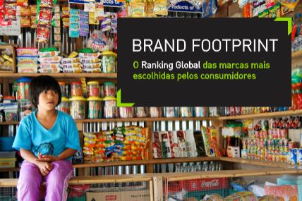 Ranking Global:  principais marcas de consumo no mundo