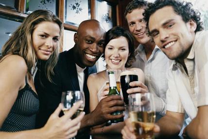 Elegimos la bebida en función de la ocasión y la compañía