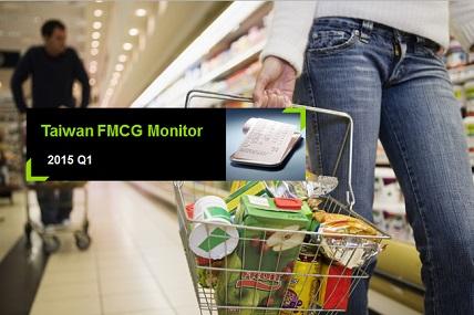 15Q1 Taiwan FMCG Monitor