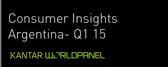 Consumer Insights Q1.2015