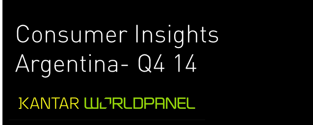 Consumer Insights Q4.2014