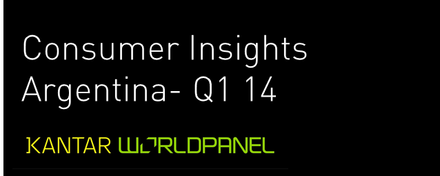 Consumer Insights Q1.2014
