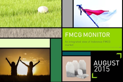 FMCG MONITOR AUGUST 2015